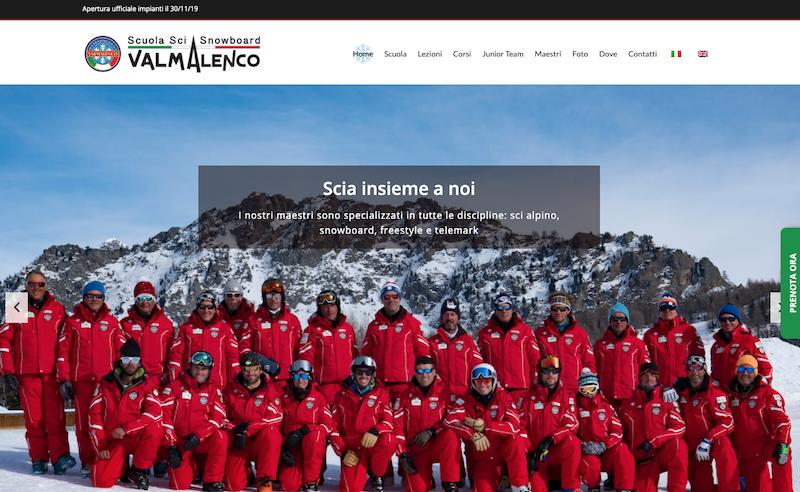 Scuola Sci Valmalenco